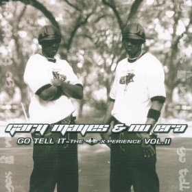 Gary Mayes & N.E.-Go Tell It cover