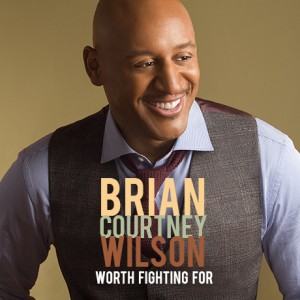 Brian Courtney Wilson-Worth Fighting For (album cover)