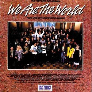 USA for Africa-We Are The World