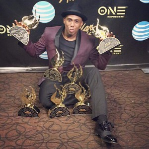 Anthony Brown with Stellars