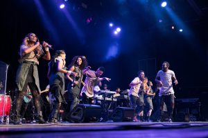 Tye Tribbett Bloody Win recap