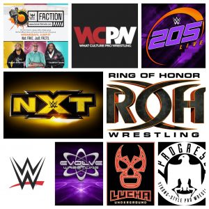 The Faction: wrestling-promos-graphic