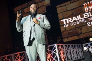 Marvin Sapp acceptance speech