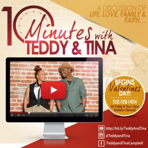 10 Minutes with Tina and Teddy