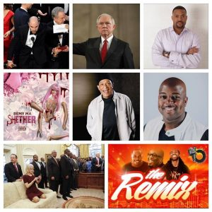 The Remix (Oscars, Shether, White House, HBCUs)