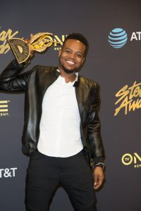 Travis Greene wins